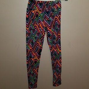 EUC LulaRoe leggings