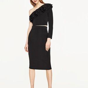 Zara top & skirt set