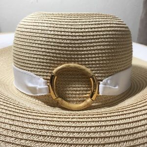 Ralph Lauren straw hat - NEW with tags