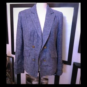 Chico's black label blazer