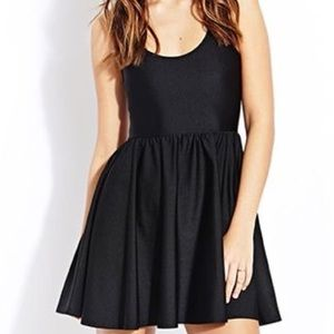 American Apparel Nylon Tricot Figure Skater Dress