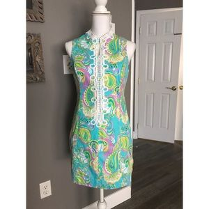 Lilly Pulitzer Alexa dress size 6
