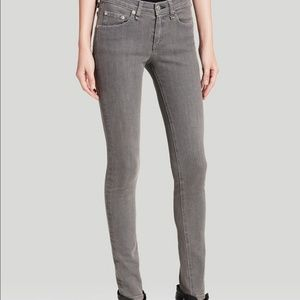 Rag & Bone Iron Skinny Jeans in great condition!