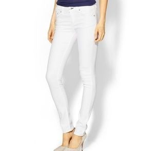 Rag & Bone White Women's Skinny Jean