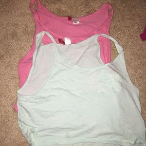 H&m top size small