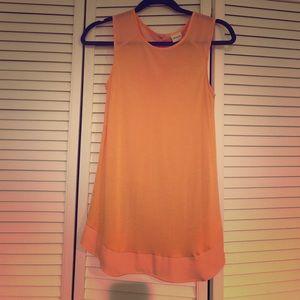 Cute orange shirt