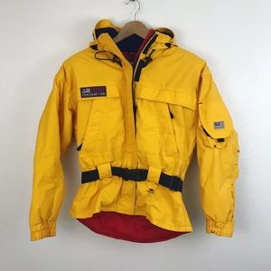 Obermeyer Yellow Performance Sport Ski Jacket Coat