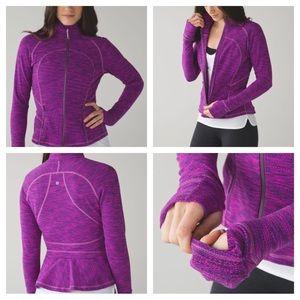 Lululemon Hustle in Your Bustle Jacket-Space Dye,8