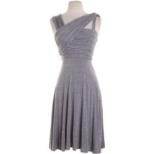 Anthro Statement Dress
