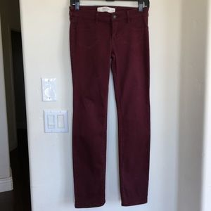 Abercrombie & Fitch jeans, Women's size (25)