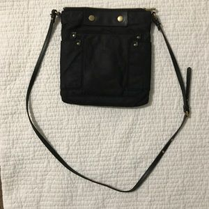 Marc by Marc Jacobs Black Satchel