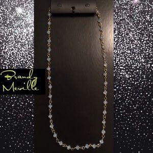 🆕Brandy Melville Opal Necklace