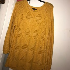 AE soft sweater