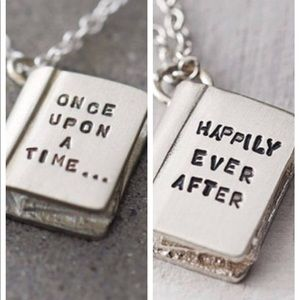 'ONCE UPON A TIME' necklace