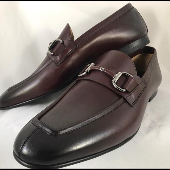 f18a492d Ermenegildo Zegna Loafer Morsetto Bit Leather Shoe