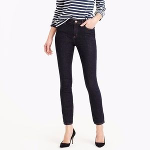 J Crew ToothPick Skinny Ankle Jeans Size 32