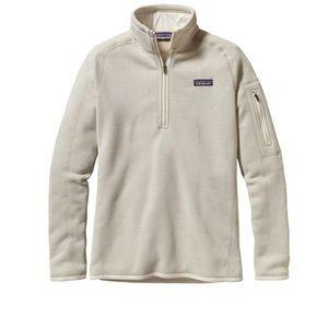 Patagonia zip jacket