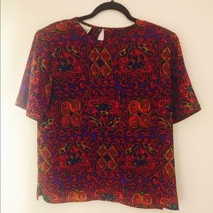 Authentic vintage blouse