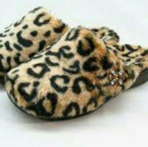 Vionic Orthaheel Gemma  LUXE Slippers