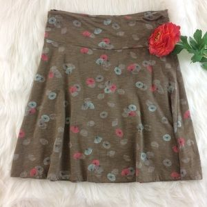 Horny Toad Printed Skirt