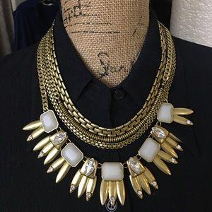 Silpada KR Collection Gold Bohemian Statement