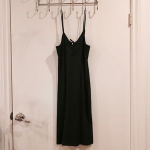 Aéropostale Mini Black Dress