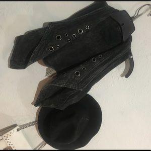 Vintage Crop Knit Vest !! 😎