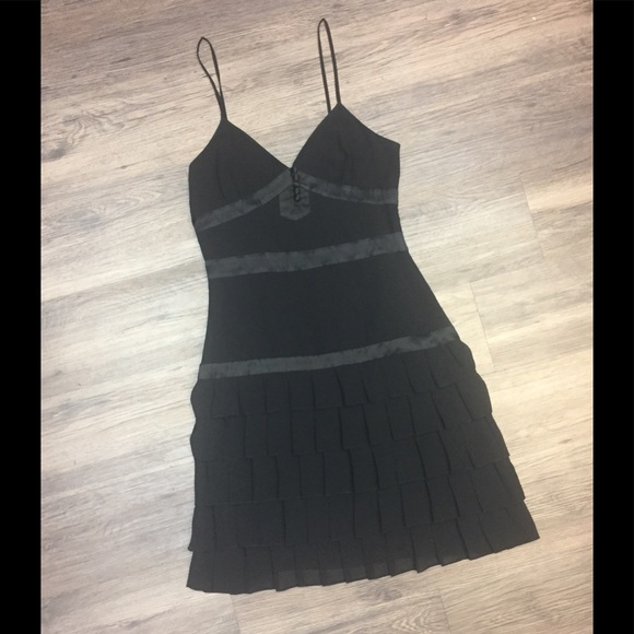 a8a15e4626e French Connection Dresses   Skirts - Flapper style dress size 4 black