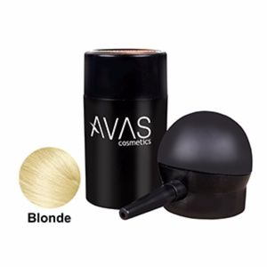 Hair Building Fiber Applicator Pump Blonde