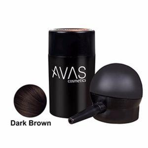 Hair Building Fiber Applicator Pump  Dark Brown