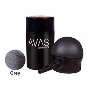 Hair Building Fiber Applicator Pump Grey