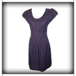 Nwt Deep purple dress