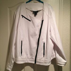 Lane Bryant Assymetrical Jacket