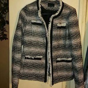 Cute outwear jacket by Cynthia Rowley