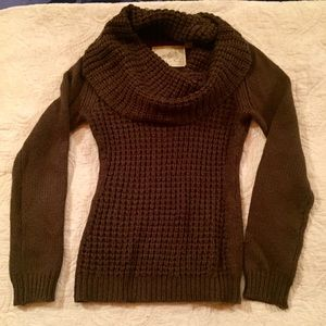 Cozy Anthropologie Sweater