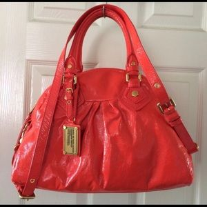 NWT Marc Jacobs Classic Q Baby Aiden Bag