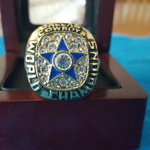 Other - Dallas Cowboys Fans Edition 1971 Championship Ring