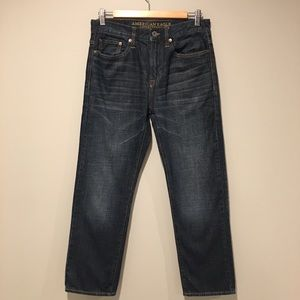 Men's American Eagle Relaxed Straight Jeans 29/30