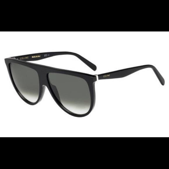 b252eba394a Celine Accessories - Celine 41435 S Thin Shadow Sunglasses