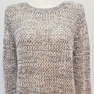 Old Navy XL Chunky Thick Knit Multi Color Sweater