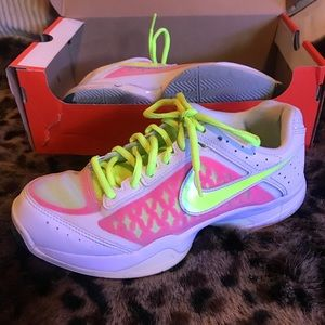 NIKE Air Cage Court Women's Sneakers SZ 8