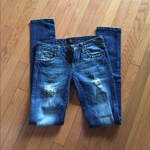 Berock For Express Skinny jeans  US 0 EUR 25