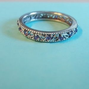 Jared Amethyst Ring