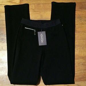 New Mondi Sport Black Casual Pants size 34 (US 4)