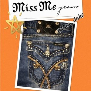 🎊MISS ME🎊 Bootcut Jeans