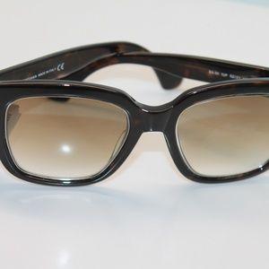 Balenciaga sunglasses BA50 Black Frame women's