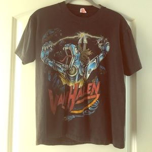 Van Halen vintage tee
