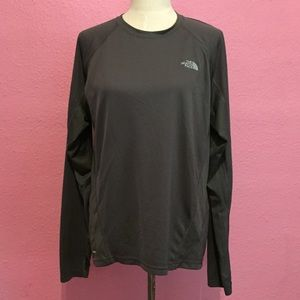 Winter athletic long sleeve shirt The North Face