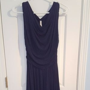 Gilli Cowl Drape Front Dress - brand new