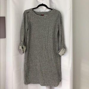 Merona Grey Sweater Dress
